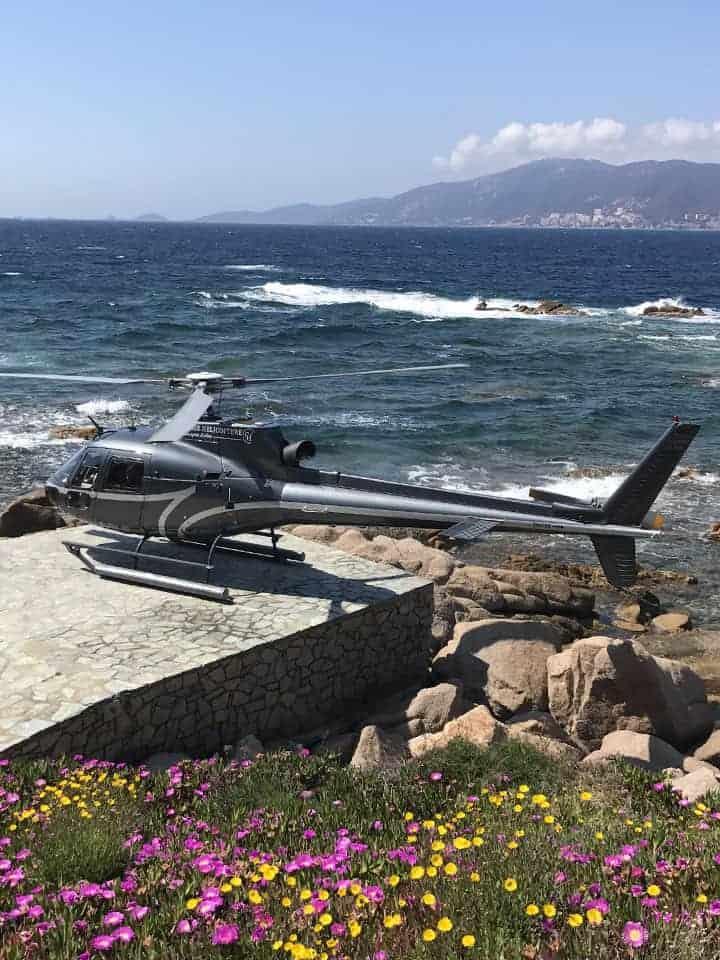 Volo d'iniziazione in elicottero