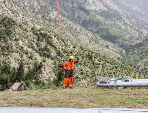 Corse Hélicoptère recrute un assistant sol/vol
