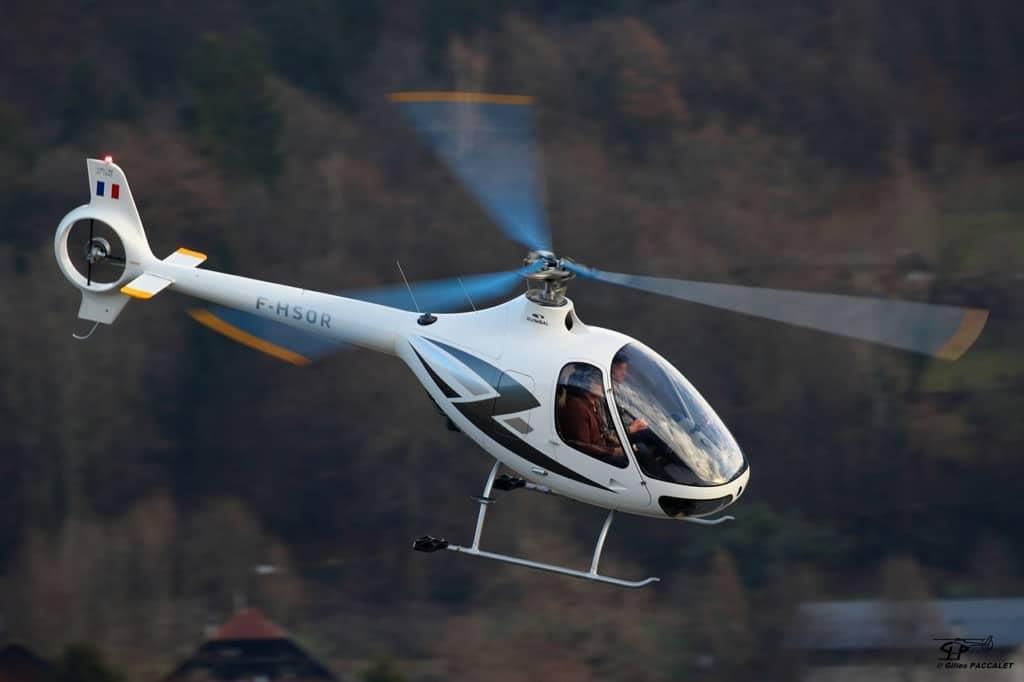 Vol d'initiation en Hélicoptère