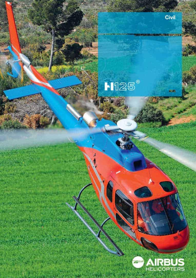 Corse Hélicoptère - Hélicoptère H125 (B3e)