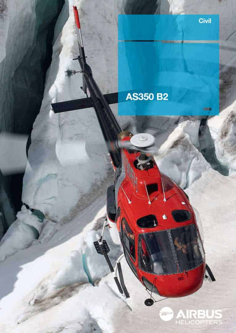 Corse Hélicoptère - Hélicoptère AS350 – B2